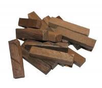 Палочки из кавказского скального дуба, средний обжиг, 100 гр